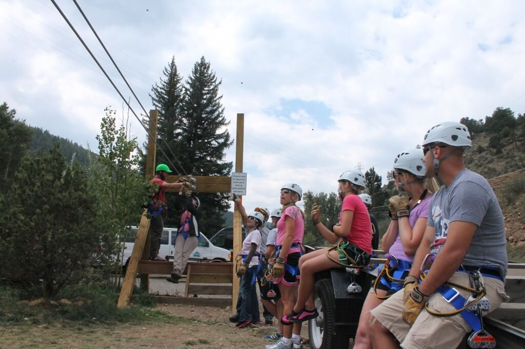 Ziplining ground school