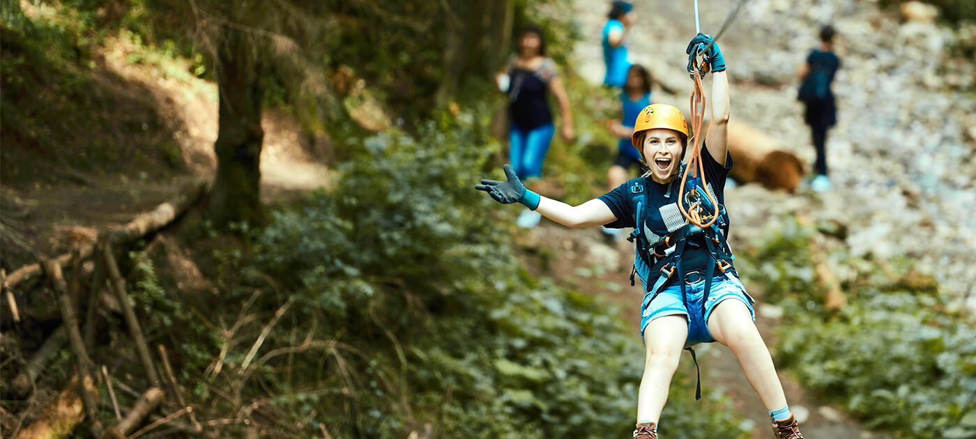 White Water Rafting and Ziplining Packages | AVA Rafting