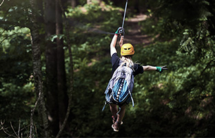 Zipline Near Denver Colorado