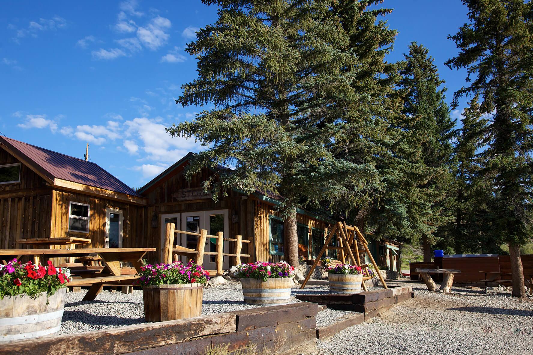 rw log breckenridge colorado rails and restoration repair cabin railing home deck cabins