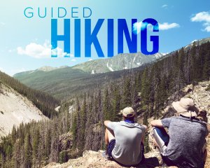 Guided Hiking in Rocky Mountain National Park