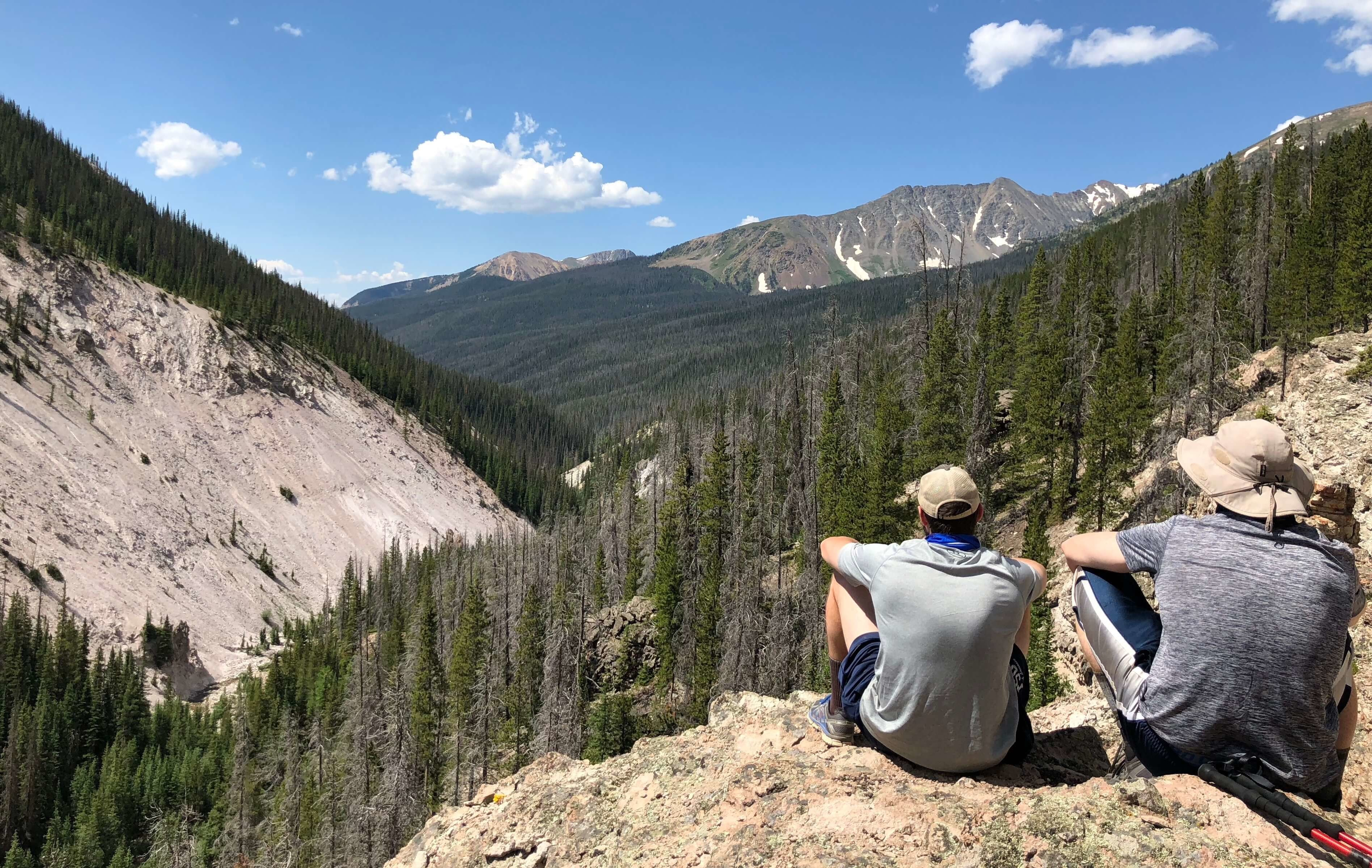 Guided Hiking in Colorado