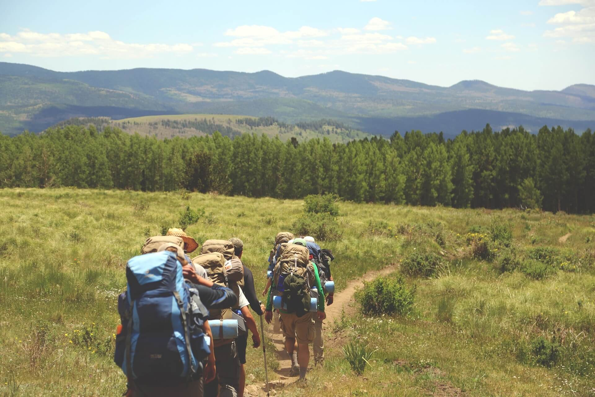 Rocky Mountain National Park Backpacking Trips