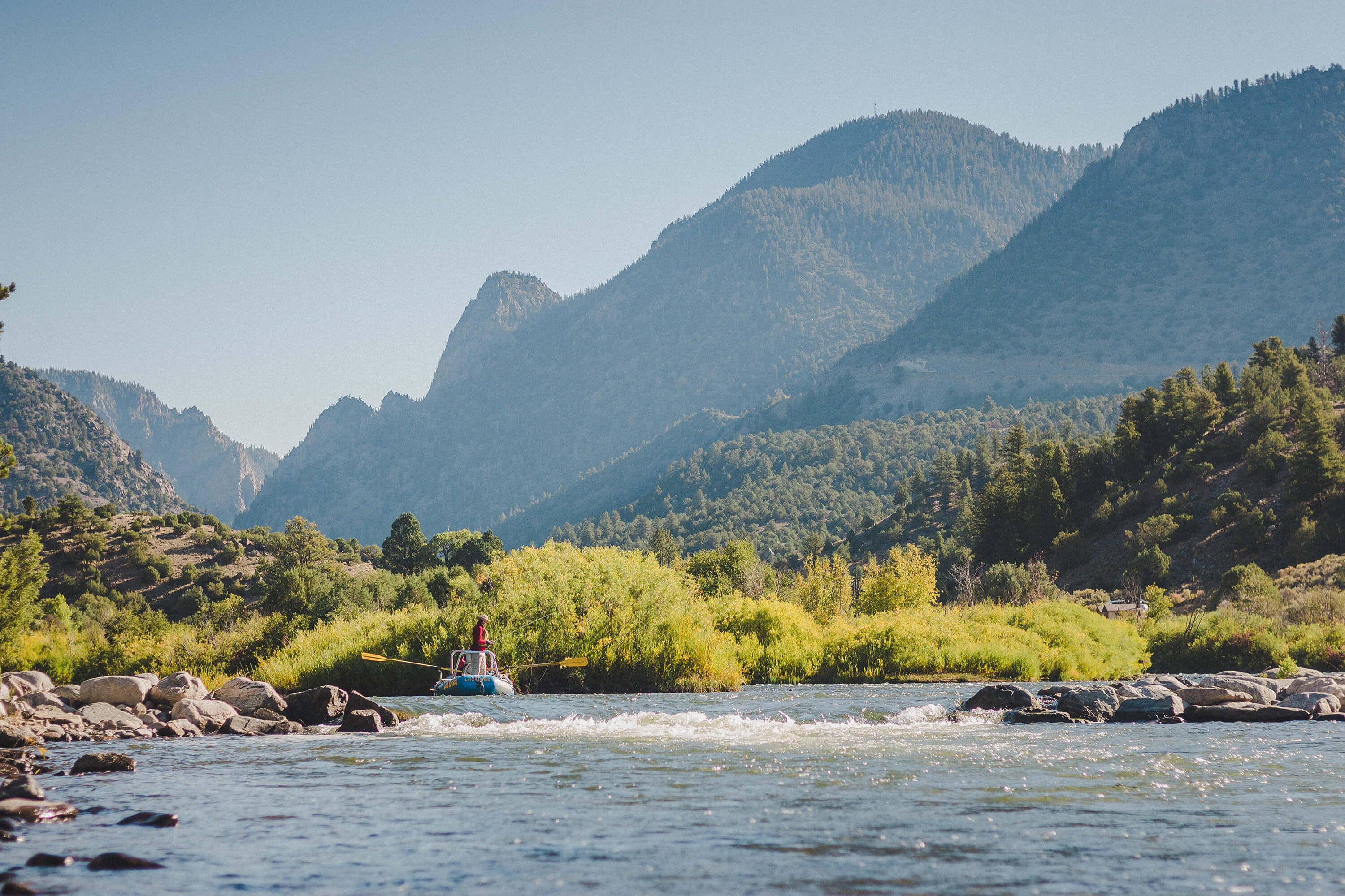 Colorado Fly Fishing Guided Trips