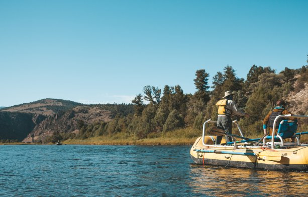 Colorado Fly Fishing Trips